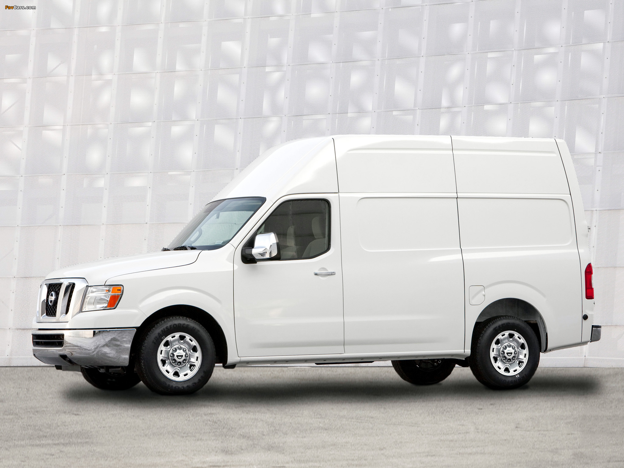 Pictures of Nissan NV2500 HD High Roof 2010 (2048 x 1536)