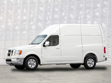 Pictures of Nissan NV2500 HD High Roof 2010