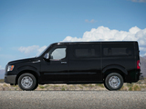 Pictures of Nissan NV 3500 Passenger (2011)