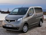Images of Nissan NV200 Evalia 2010