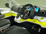 Nissan NV200 Concept 2007 wallpapers