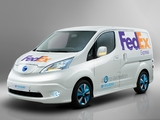 Nissan e-NV200 Van Concept 2012 photos