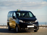 Nissan NV200 Taxi EU-spec 2012 photos