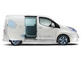 Nissan e-NV200 Van Concept 2012 pictures