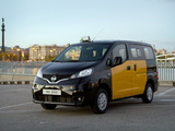 Nissan NV200 Taxi EU-spec 2012 wallpapers