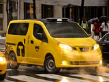 Nissan NV200 Taxi US-spec 2013 photos