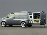 Photos of Nissan NV200 Concept 2007