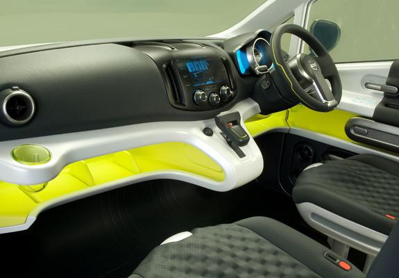 Photos Of Nissan Nv200 Concept 2007