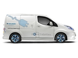 Photos of Nissan e-NV200 Van Concept 2012