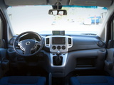 Photos of Nissan NV200 Taxi EU-spec 2012