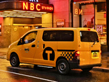 Photos of Nissan NV200 Taxi US-spec 2013