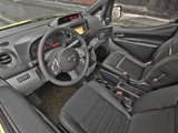 Pictures of Nissan NV200 Taxi US-spec 2013