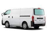 Nissan NV350 Caravan Van (E26) 2012 wallpapers
