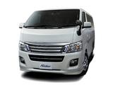 Photos of Autech Nissan NV350 Caravan Rider (E26) 2012