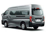 Nissan NV350 Caravan LWB High Roof (E26) 2012 wallpapers