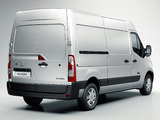Images of Nissan NV400 High Roof Van 2010