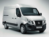 Nissan NV400 High Roof Van 2010 images