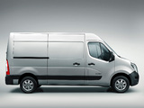 Nissan NV400 High Roof Van 2010 photos
