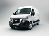 Nissan NV400 High Roof Van 2010 pictures