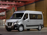 Nissan NV400 Passenger Van 2011 pictures