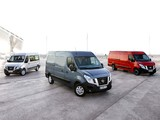 Nissan NV400 wallpapers