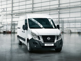Photos of Nissan NV400 High Roof Van 2010