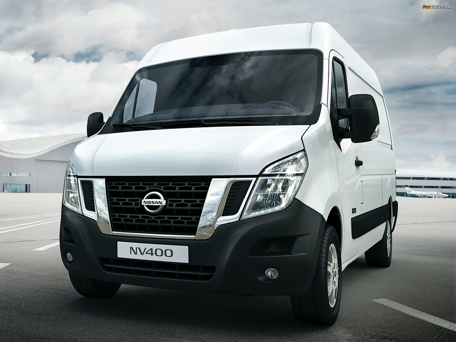 Photos of Nissan NV400 High Roof Van 2010 (1600 x 1200)