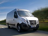 Pictures of Nissan NV400 High Roof Van UK-spec 2010