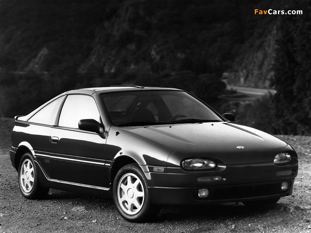 Pictures of Nissan NX 2000 (B13) 1991–93 (640 x 480)