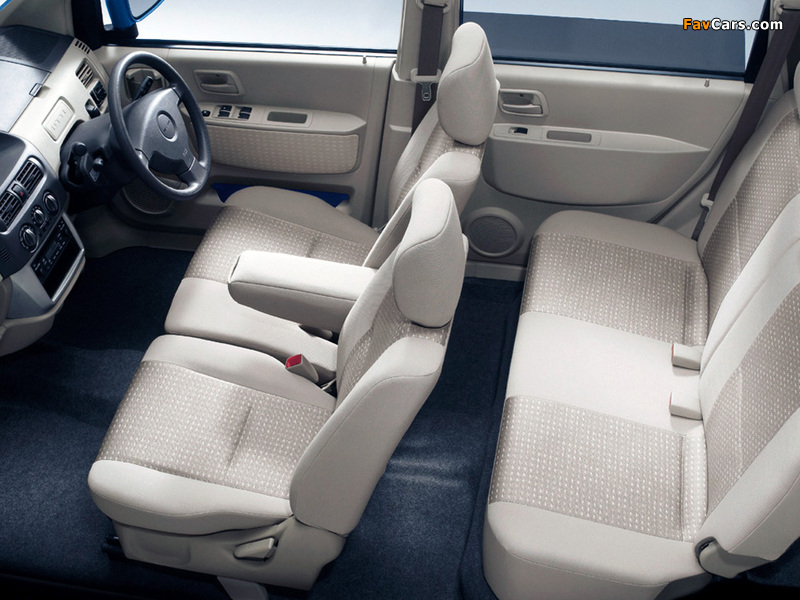 Images of Nissan Otti (H91W) 2005–06 (800 x 600)