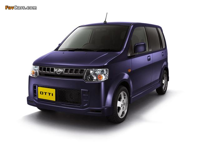 Nissan Otti RX (H92W) 2006 photos (640 x 480)