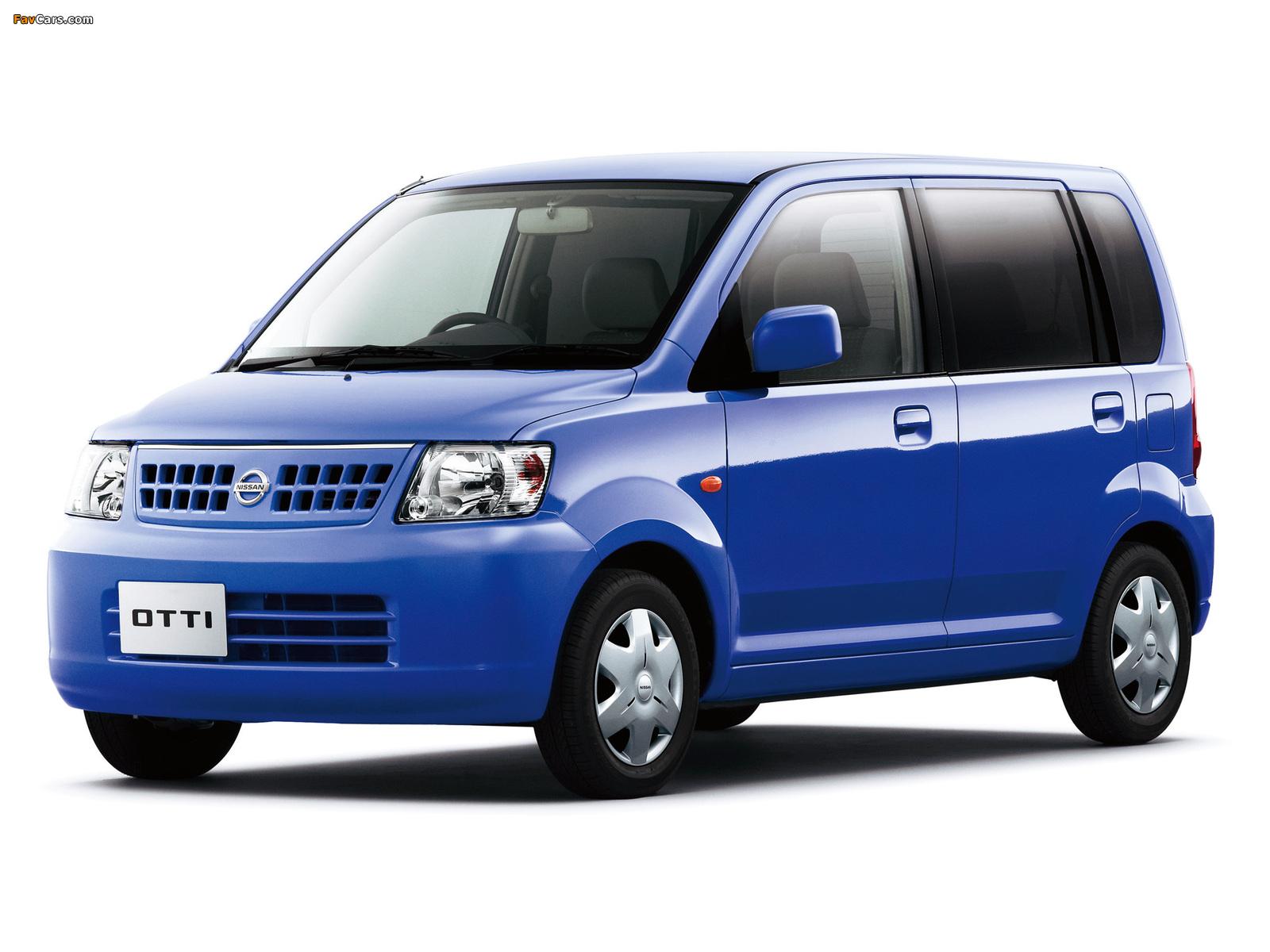 Photos of Nissan Otti (H91W) 2005–06 (1600 x 1200)