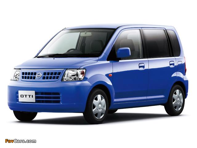 Photos of Nissan Otti (H91W) 2005–06 (640 x 480)