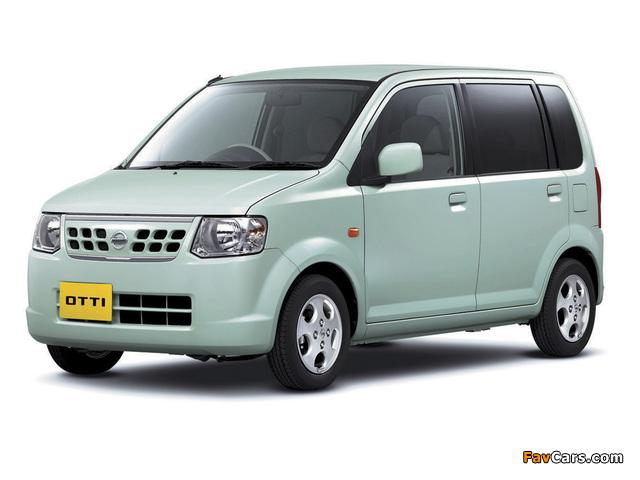 Photos of Nissan Otti (H92W) 2006 (640 x 480)
