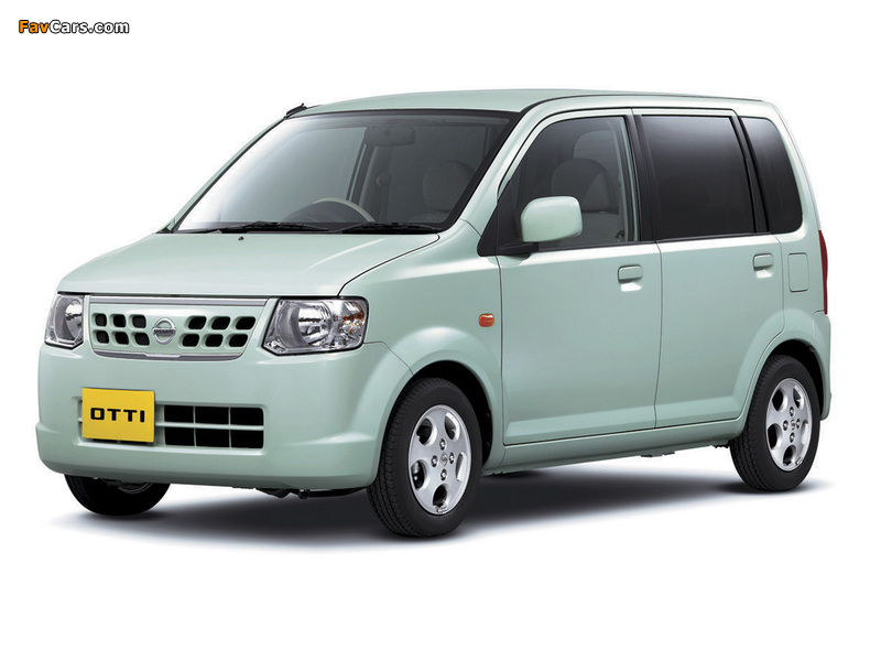 Photos of Nissan Otti (H92W) 2006 (800 x 600)