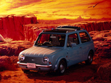 Nissan Pao Canvas Top 1989–90 images