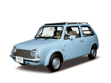 Nissan Pao Canvas Top 1989–90 pictures