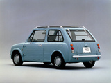 Nissan Pao Canvas Top 1989–90 wallpapers