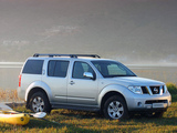Images of Nissan Pathfinder ZA-spec (R51) 2004–10