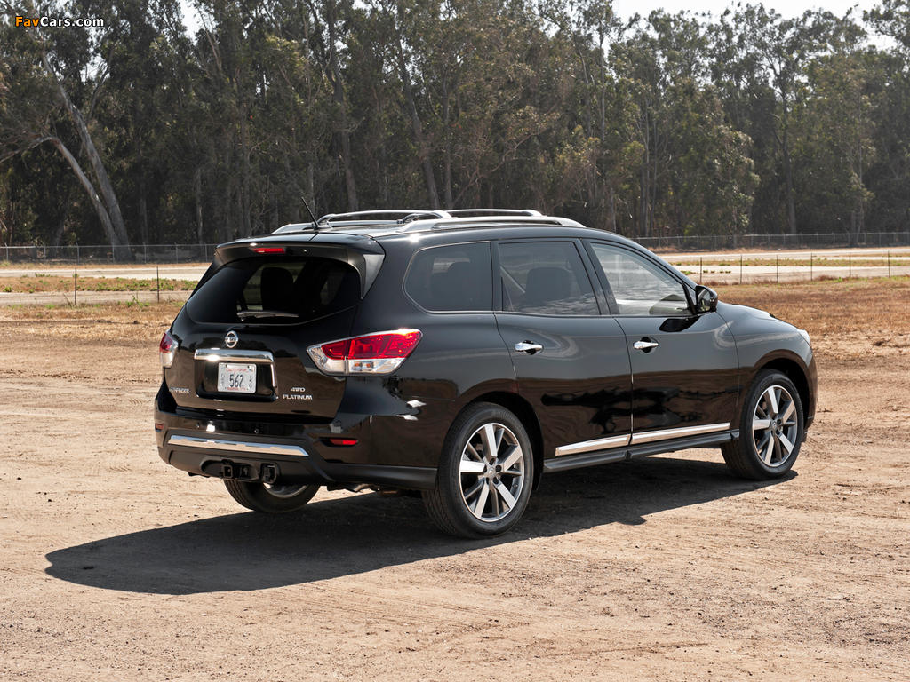 Images Of Nissan Pathfinder R52 2013 1024x768