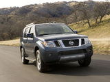 Nissan Pathfinder US-spec (R51) 2007 wallpapers