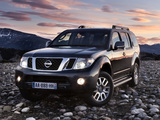 Nissan Pathfinder (R51) 2010 pictures