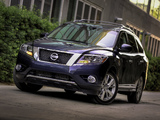 Nissan Pathfinder US-spec (R52) 2012 pictures