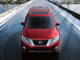 Nissan Pathfinder Concept 2012 wallpapers
