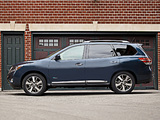 Nissan Pathfinder Hybrid (R52) 2013 photos