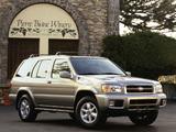 Pictures of Nissan Pathfinder US-spec (R50) 1999–2004