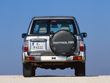 Images of Nissan Patrol GR 3-door (Y61) 2001–04