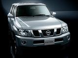 Images of Nissan Patrol 5-door UAE-spec (Y61) 2004–10