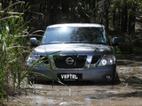 Images of Nissan Patrol AU-spec (Y62) 2010