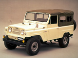 Nissan Patrol LWB Soft Top (G60) 1960–84 photos